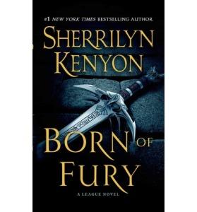 Born of Fury by Sherrilyn Kenyon a league novel