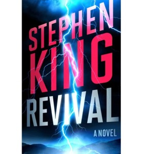 horror, contemporary fiction, thriller book by Stephen King