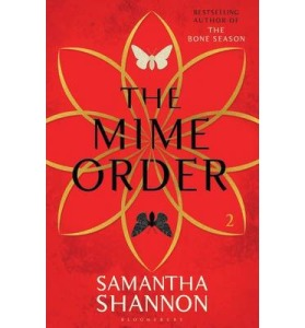 The Mime Order by Samantha Shannon bone season 2