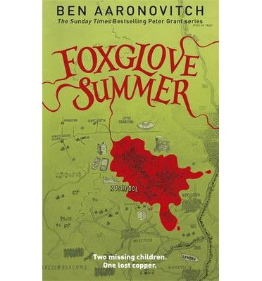 Foxglove Summer Fantasy Book by Ben Aaronovitch