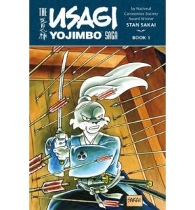 Usagi Yojimbo Saga Limited Edition: Volume  by Stan Sakai
