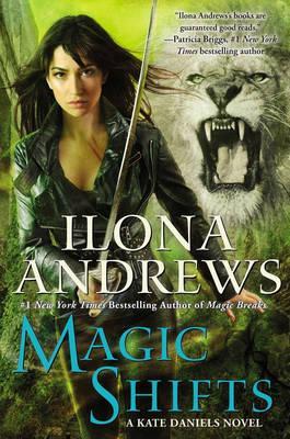 Fantasy book by Ilona Andrews