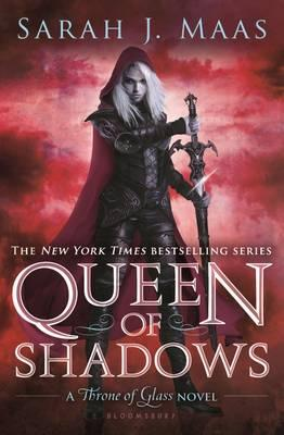 Queen of Shadow, Throne of Glass 4, fantasy, young aldult, Sarah Maas