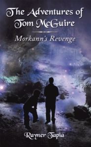 Cover Morkann's Revenge(The Adventures of Tom McGuire Book 2) by Rayner Tapia