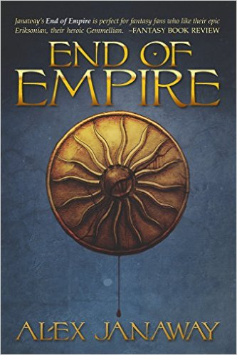 End of Empire - Alex Janaway