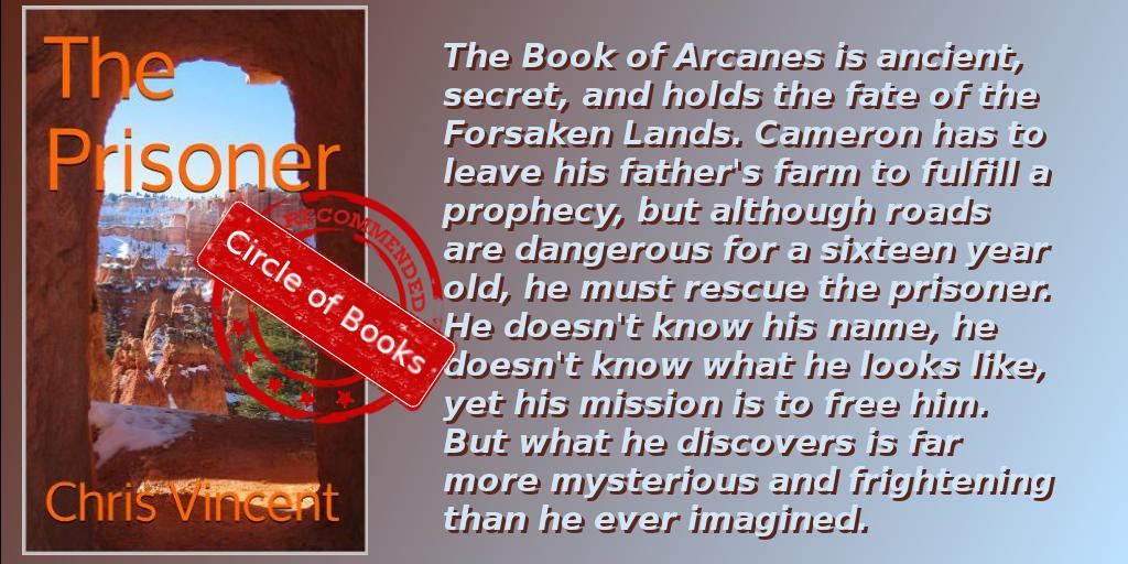 The Prisoner (Book of Arcanes #1)