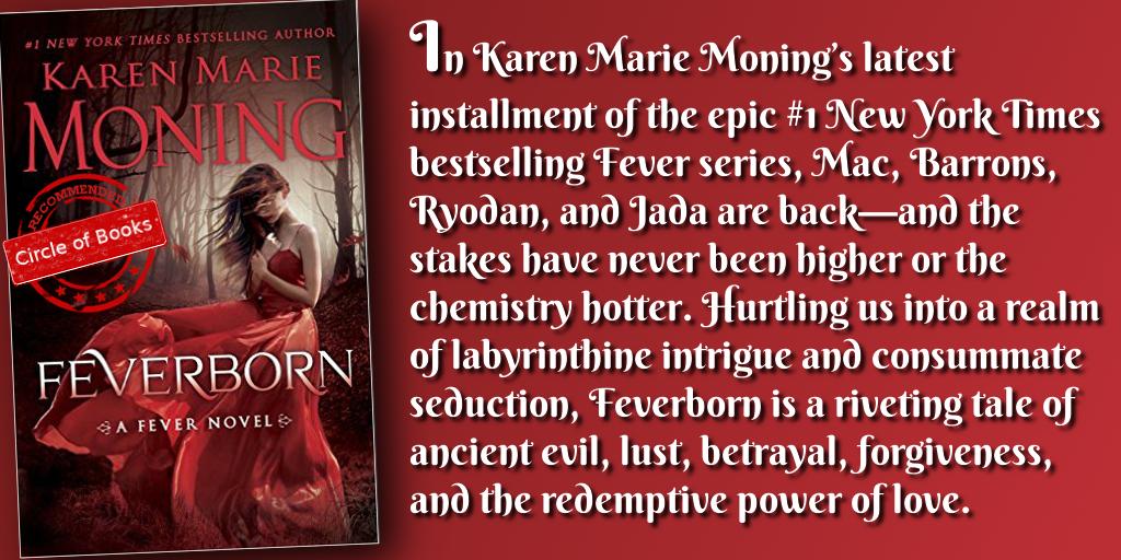 Feverborn - A Fever Novel by Karen Marie Moning