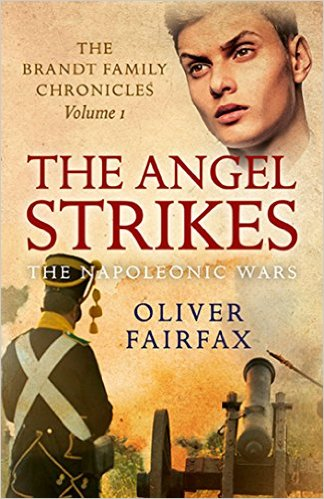 The Angel Strikes (The Brandt Story Book 1) by Oliver Fairfax