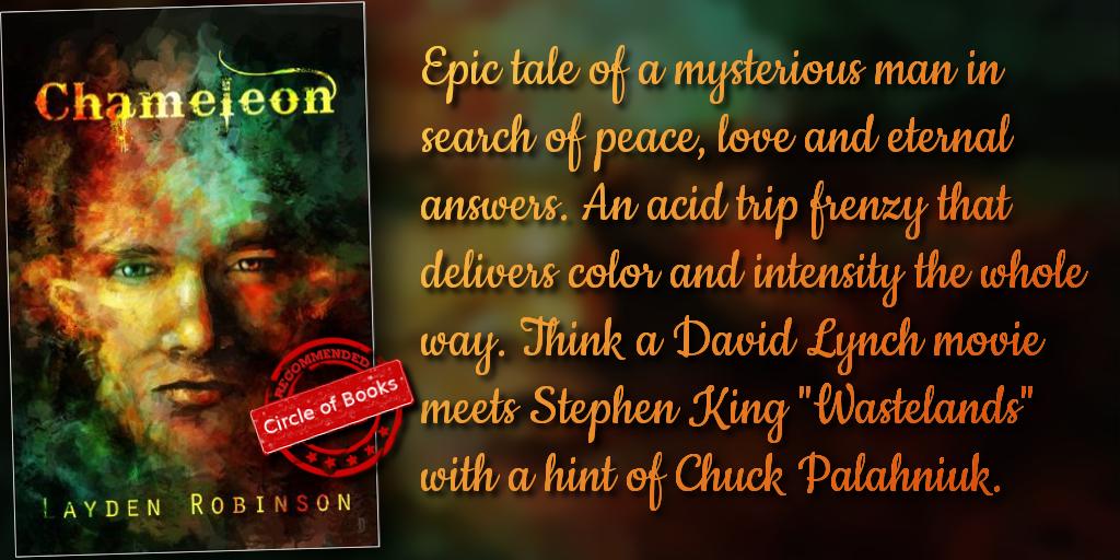 tweet Chameleon by Layden Robinson