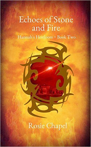 Hannah's Heirloom Book2: Echos of Fire and Stone