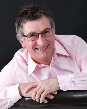 Author Alan Reynolds
