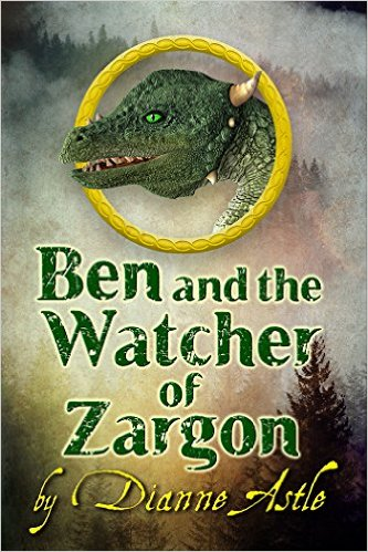 Ben and the Watcher of Zargon by Dianne Astle