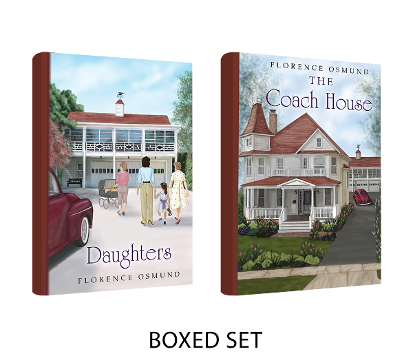 Boxed Set Daughters The Coach House by Florence Osmund