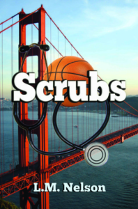 Front cover Scrubs by L M Nelson