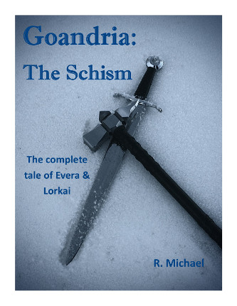 Goantria - The Schism by R Michael