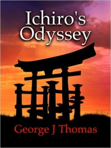 Cover Ichiro's Odyssey by George Thomas