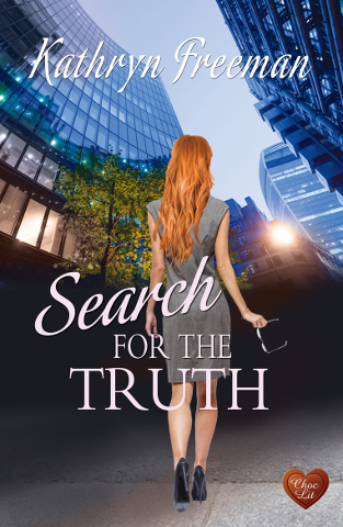 SEARCH FOR TRUTH by Kathryn Freeman