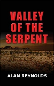 front cover Valley of the Serpent by Alan Reynolds