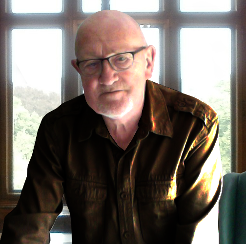 Author Ken Fry picture