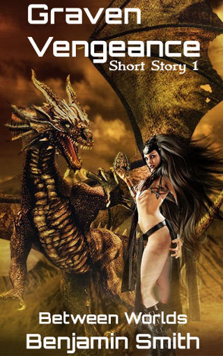 Cover Graven Vengeance by Benjamin Smith