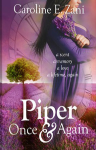 Cover Piper, Once and Again by Caroline E. Zani