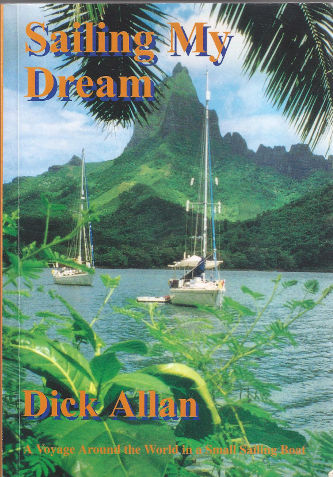 Cover Sailing my Dream by Dick Allan