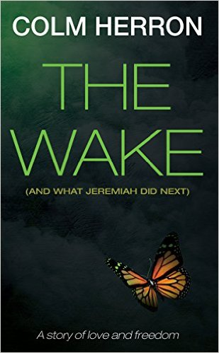 Cover The Wake by Colm Herron