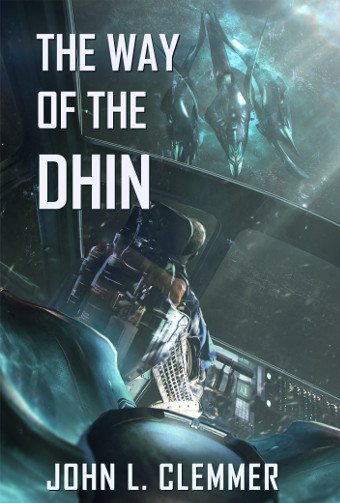 Cover The way of the Dhin by John L. Clemmer
