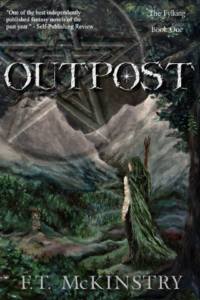 Outpost by FT McKinstry Cover