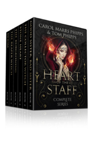 cover heart of staff complete series by Carol Marrs Phipps and Tom Phipps