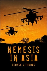 Cover Nemesis in Asia by George Thomas