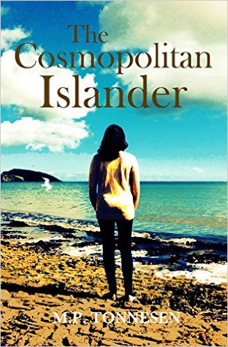Cover The Cosmopolitan Islander by MP Tonnesen