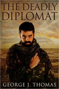 Cover The Deadly Diplomat by George Thomas