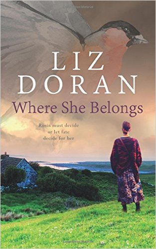 Cover Where She Belongs by Liz Doran