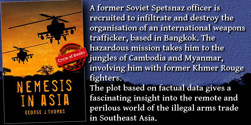 Tweet Nemesis in Asia by George Thomas