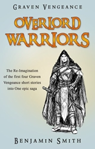 Cover Graven Vengeance - Overlord Warriors by Benjamin Smith