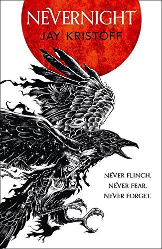Cover Nevernight by Jay Kristoff