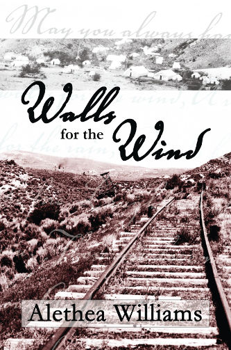 Cover Walls for The Wind by Alethea Williams