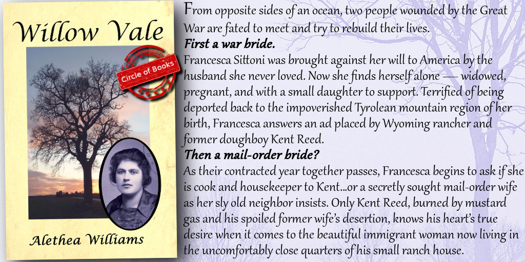 Tweet Willow Vale by Alethea Williams