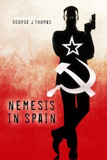 Cover Nemesis in Spain by George J Thomas