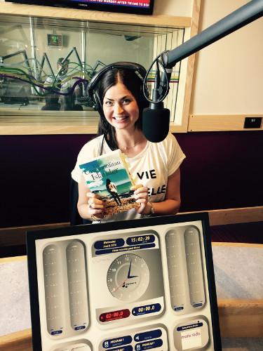 author-mp-tonnesen-radio-show-photo