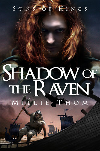 front-cover-shadow-of-the-raven-sons-of-kings-1-by-millie-thom