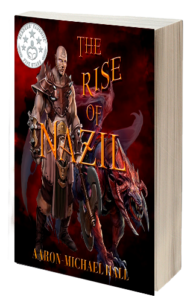 front-cover-the-rise-of-nazil-by-aaron-michael-hall