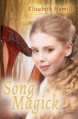cover Song Magick - Songmaker book 1 by Elisabeth Hamill