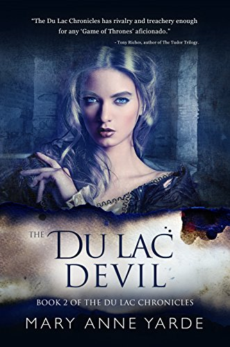 cover The Du Lac Devil by Mary Anne Yarde