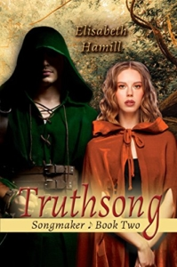 cover TruthSong - Songmaker book 2 by Elisabeth Hamill