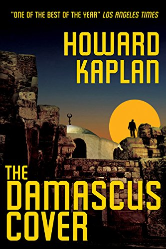 front cover The Damascus cover by Howard Kaplan