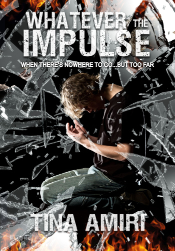 new front cover Whaterver Impulse by Tina Amiri