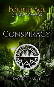 Conspiracy - The fourth age wars book 2 by David Pauly front cover