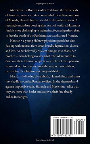 back cover Etched in Starlight - hannas's Heirloom prequel